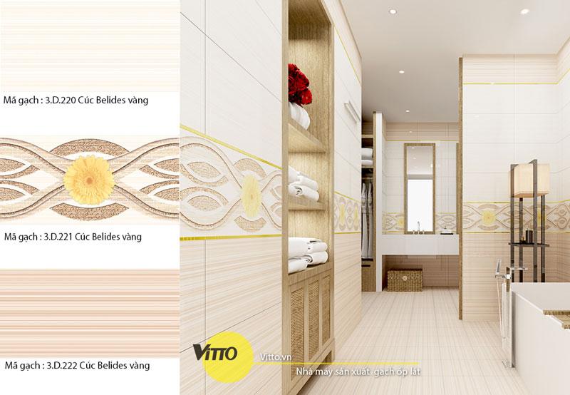 Báo giá gạch Vitto năm 2021 chuẩn nhất 3
