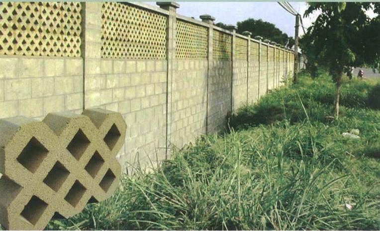 sử dụng gạch trồng cỏ