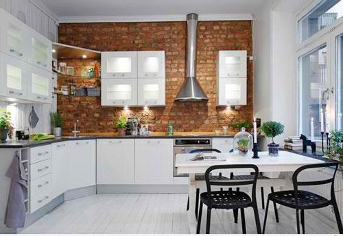 Ba bí quyết lựa chọn gạch ốp tường phòng bếp