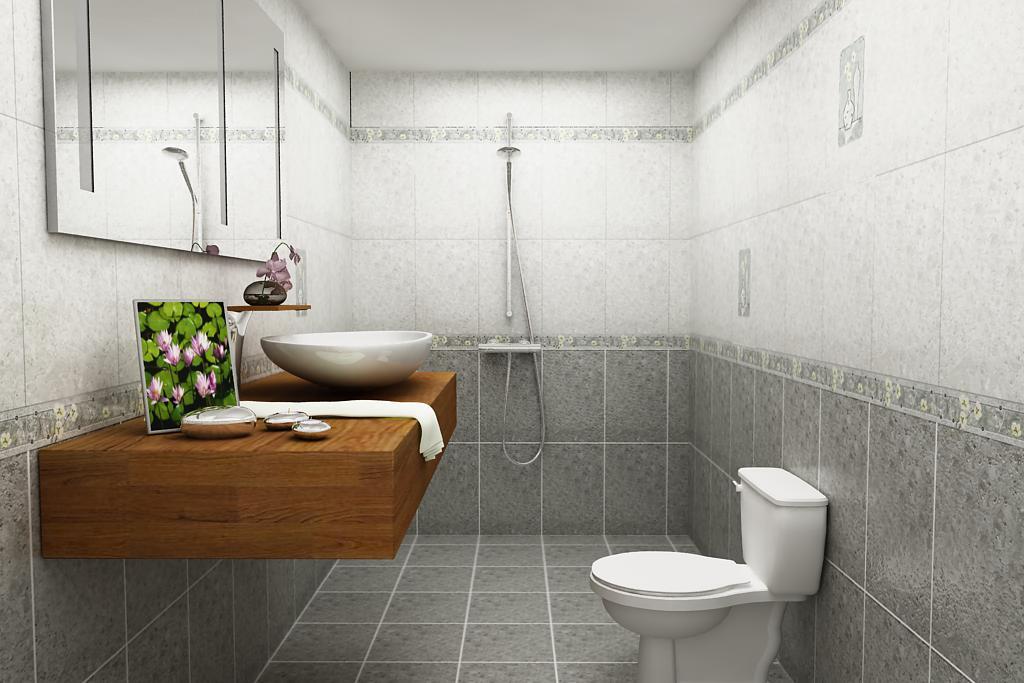 Ốp Lát Đá Granite Phòng Tắm tại Đà Nẵng