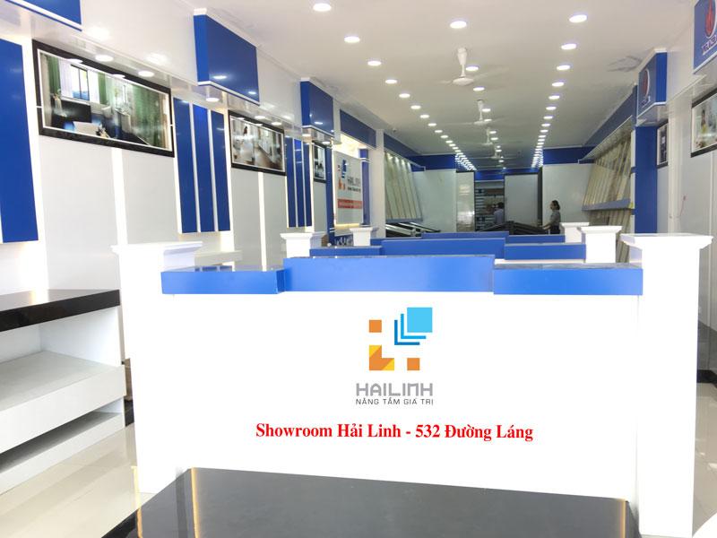 Khai trương showroom 532 đường láng