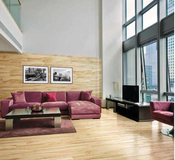 Lợi ích và chọn gạch ốp lát phòng khách đẹp, sang trọng 5