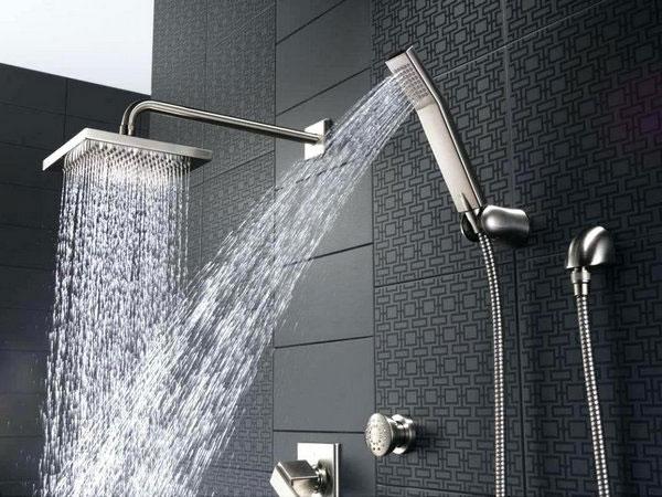 Vòi hoa sen thiết bị không thể thiếu trong phòng tắm nhà bạn