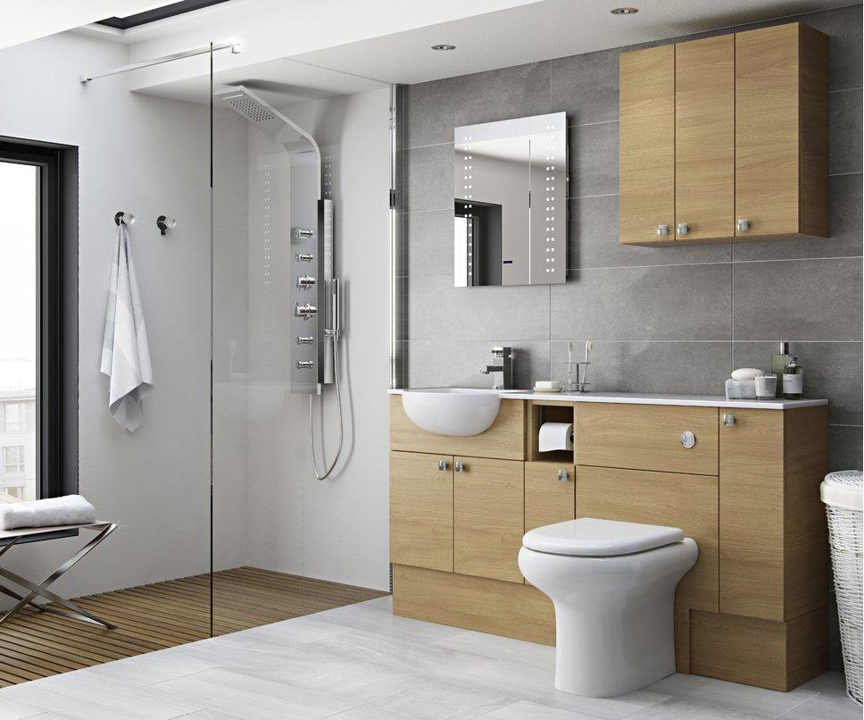 Gạch lát nền phòng vệ sinh 5