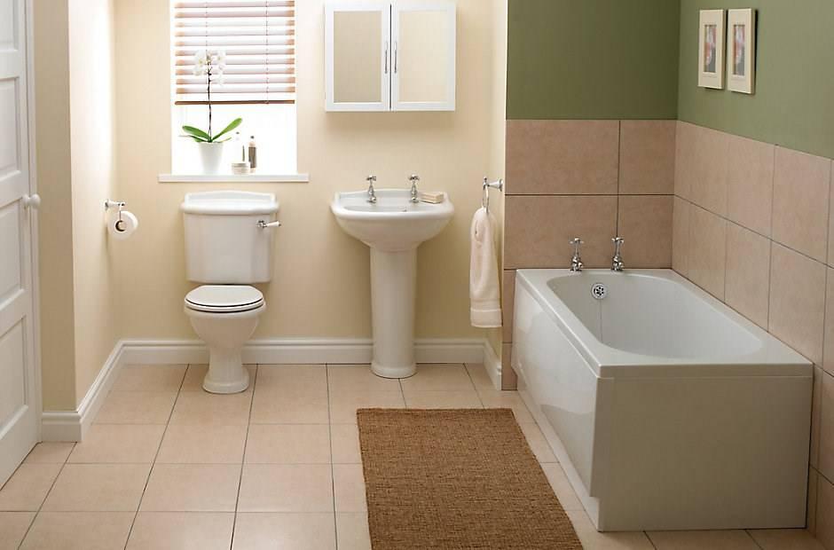Những mẫu gạch lát nền nhà tắm tuyệt đẹp mà bạn không nên bỏ qua