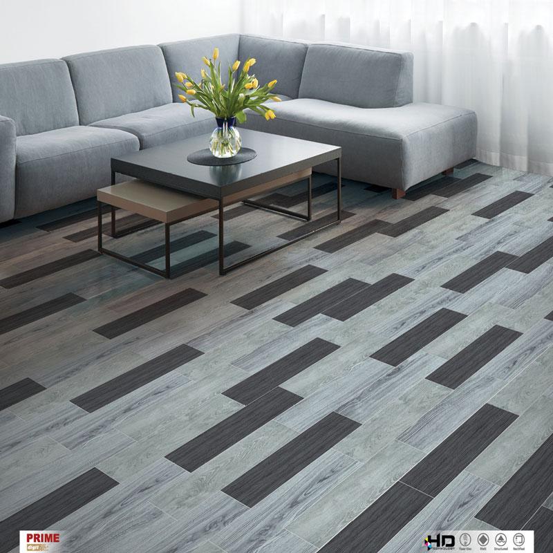 Cách sử dụng gạch vân gỗ 15x60 để tạo không gian độc đáo