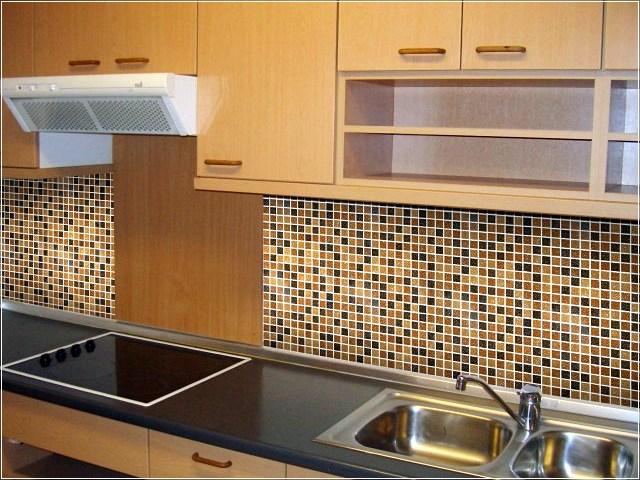 Những mẫu gạch Mosaic ốp bếp tuyệt đẹp