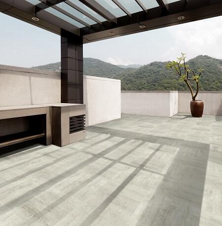 mẫu gạch lát nền sân thượng