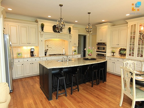 Cách chọn gạch lát nền nhà bếp theo nhu cầu của bạn