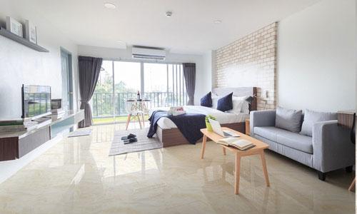 Bạn đã biết khi chọn gạch lát nền phòng khách cần lưu ý các điều này?
