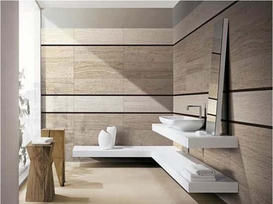 Các mẫu gạch ốp tường vân gỗ đẹp