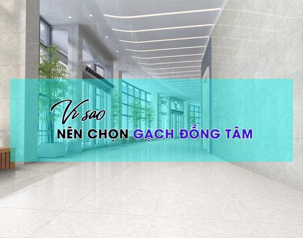 Sự tiện nghi của gạch ốp lát nhà tắm – nhà vệ sinh của Đồng Tâm