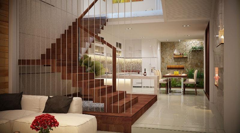 Ưu tiên sử dụng nội thất gỗ tự nhiên