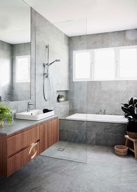 Tìm hiểu xu hướng gạch lát nền nhà tắm chống trơn năm 2021 1