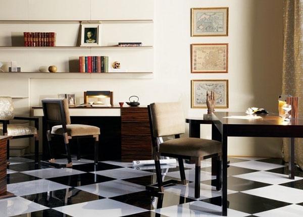 Top mẫu gạch lát nền đen trắng đẹp và 4 nguyên tắc vàng cần nhớ 2