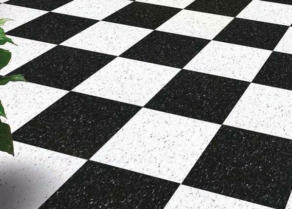 Top mẫu gạch lát nền đen trắng đẹp và 4 nguyên tắc vàng cần nhớ 4