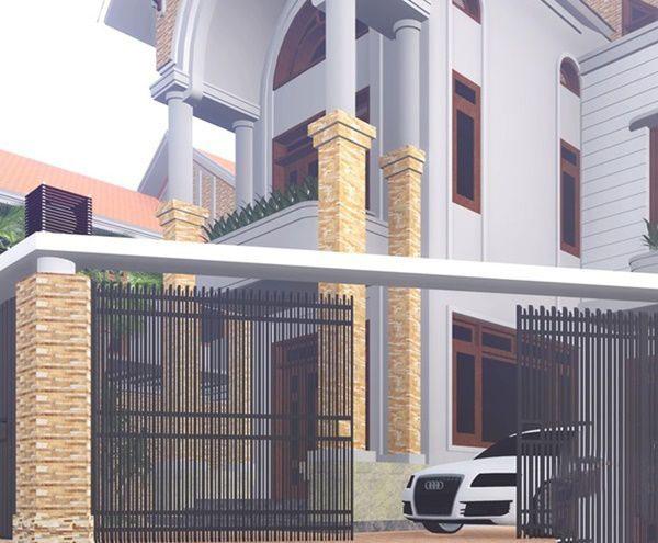 TOP mẫu gạch ốp tường ngoại thất đẹp mỹ mãn nên chọn 2021 6