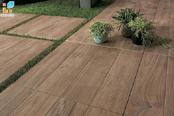 Gạch sân vườn giả gỗ chống trơn-08